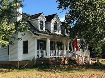 Grayson County Single Family Home For Sale: 11846 Falls Of Rough Road
