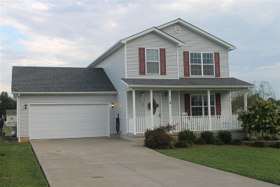 Meade County, Bullitt County, Hardin County Single Family Home For Sale: 516 Clymene Road