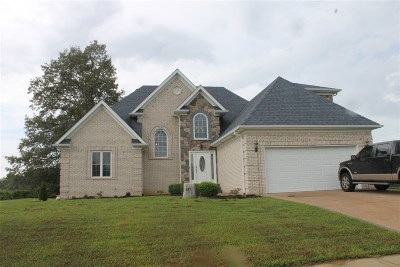 Meade County, Bullitt County, Hardin County Single Family Home For Sale: 137 Calumet Loop