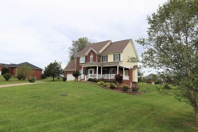 Meade County, Bullitt County, Hardin County Single Family Home For Sale: 633 Rembrandt Drive