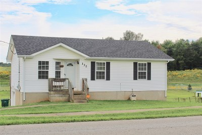Meade County, Bullitt County, Hardin County Single Family Home For Sale: 132 Shelton Road