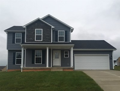 Meade County, Bullitt County, Hardin County Single Family Home For Sale: 100 Clair Court