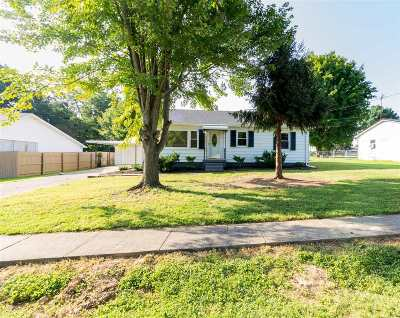 Meade County, Bullitt County, Hardin County Single Family Home For Sale: 702 Park Lane