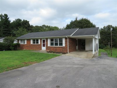 Munfordville Single Family Home For Sale: 140 Hunting Trail