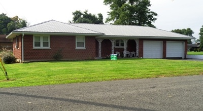 Campbellsville Single Family Home For Sale: 402 Forest Avenue