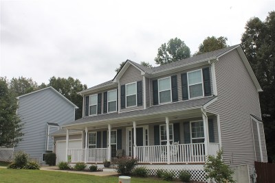 Elizabethtown Single Family Home For Sale: 418 Jey Drive