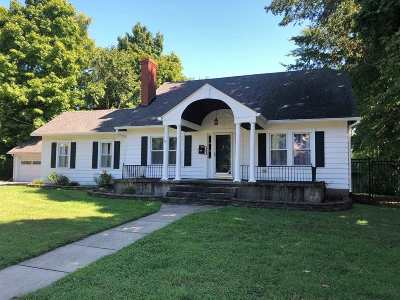 Elizabethtown Single Family Home For Sale: 117 S Maple Street