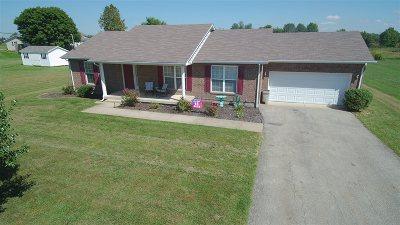 Glendale Single Family Home For Sale: 48 Shipp Lane