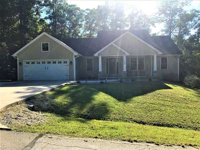 Doe Valley Single Family Home For Sale: 129 Blueberry Point