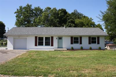 Radcliff Single Family Home For Sale: 591 S Woodland Drive