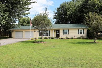 Elizabethtown KY Single Family Home For Sale: $195,000