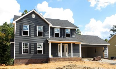 Radcliff Single Family Home For Sale: 124 Boone Trace #lot 7