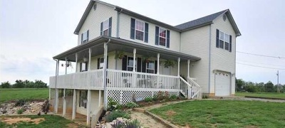 Meade County Single Family Home For Sale: 147 Meadowvale Court