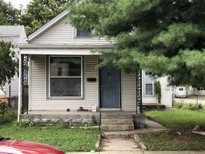 Louisville Single Family Home For Sale: 3737 Lentz Avenue