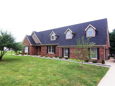 Bardstown Single Family Home For Sale: 151 Castleton Drive