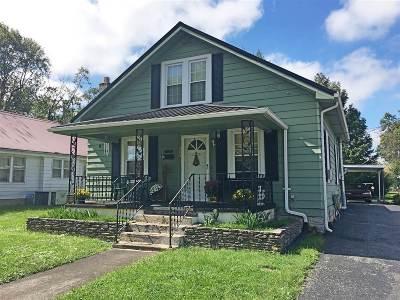 Campbellsville Single Family Home For Sale: 509 Redman Avenue