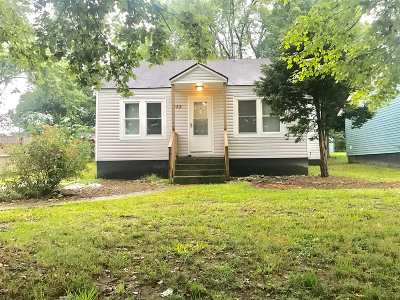 Campbellsville Single Family Home For Sale: 222 McNary Street