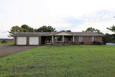 Vine Grove Single Family Home For Sale: 2600 Knox Avenue