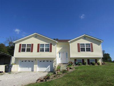 Brandenburg Single Family Home For Sale: 64 Oak Hill Drive