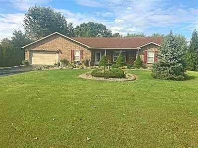 Campbellsville Single Family Home For Sale: 25 Forgotten Fields