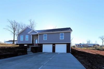 Vine Grove Single Family Home For Sale: 112 Brookhaven