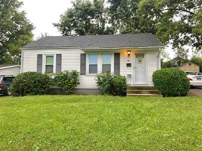 Campbellsville Single Family Home For Sale: 119 Wickliffe Avenue