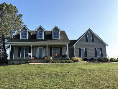 Hodgenville Single Family Home For Sale: 680 Greensburg Road