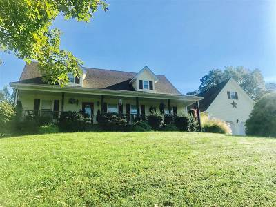 Greensburg Single Family Home For Sale: 3365 Columbia Highway