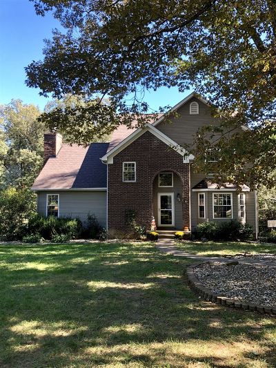 Elizabethtown Single Family Home For Sale: 72 Tall Pines Drive