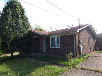 Bardstown Single Family Home For Sale: 234 Hill Street