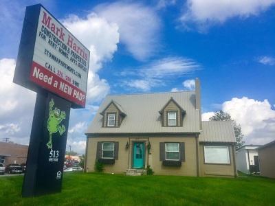 Elizabethtown Commercial For Sale: 513 W Dixie Avenue