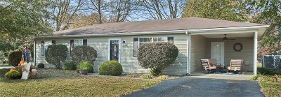 Elizabethtown Single Family Home For Sale: 278 Boone Road