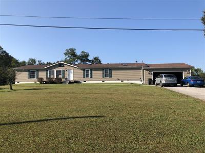 Vine Grove Single Family Home For Sale: 1325 N Thompson Lane