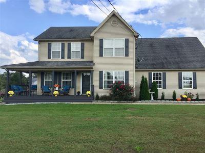 Meade County, Bullitt County, Hardin County Single Family Home For Sale: 171 Sierra Drive