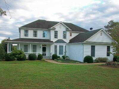 Elizabethtown Single Family Home For Sale: 2361 W Rhudes Creek Road #2355 W.