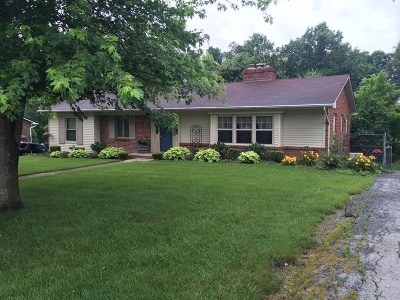 Elizabethtown KY Single Family Home For Sale: $199,900