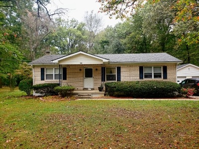 Elizabethtown KY Single Family Home For Sale: $130,000