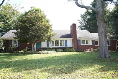 Campbellsville Single Family Home For Sale: 400 Lakeview Drive