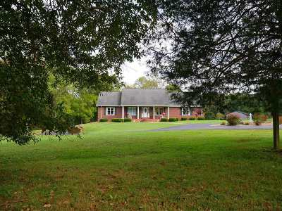 Grayson County Single Family Home For Sale: 196 Red Bud Drive