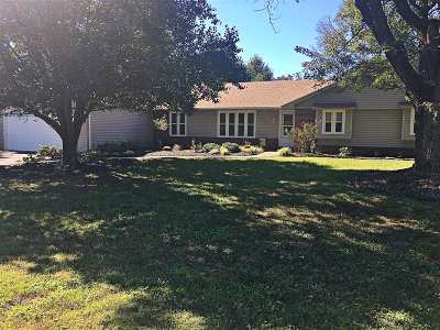 Campbellsville Single Family Home For Sale: 106 Yorkshire Place