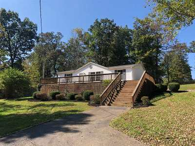 Meade County Single Family Home For Sale: 541 Double D Road