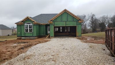 Hardin County Single Family Home For Sale: lot 26 Habersham
