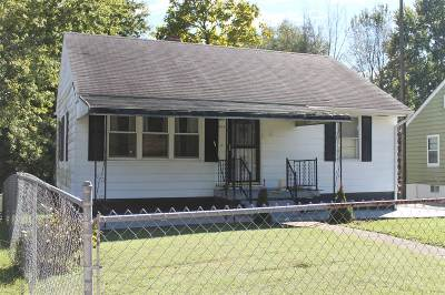 Elizabethtown Single Family Home For Sale: 409 Diecks Drive