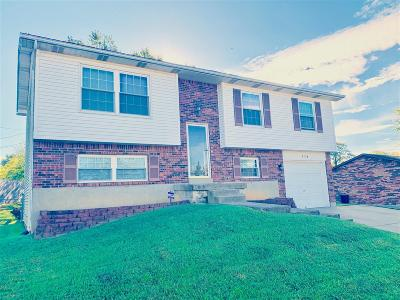 Radcliff KY Single Family Home For Sale: $124,500