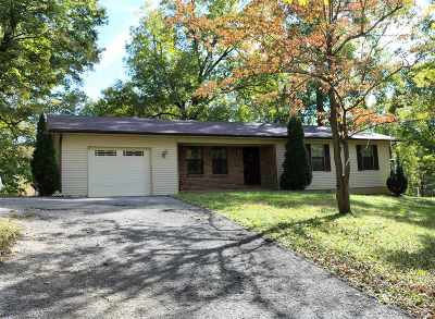 Radcliff Single Family Home For Sale: 1327 Burns Road