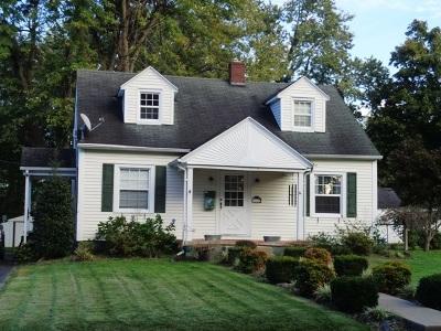 Campbellsville Single Family Home For Sale: 804 Lebanon Avenue