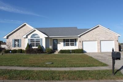 Elizabethtown Single Family Home For Sale: 624 Wind Brook Drive