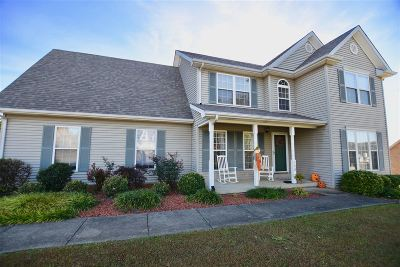 Elizabethtown  Single Family Home For Sale: 938 Poplar Trace