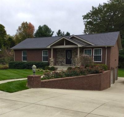 Elizabethtown Single Family Home For Sale: 134 Cecilianna Drive