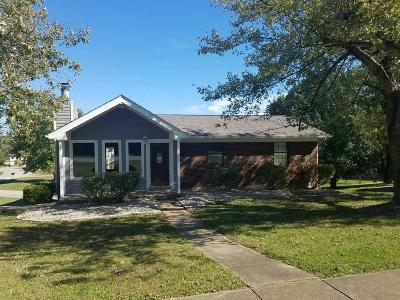 Radcliff Single Family Home For Sale: 1336 N Logsdon Parkway